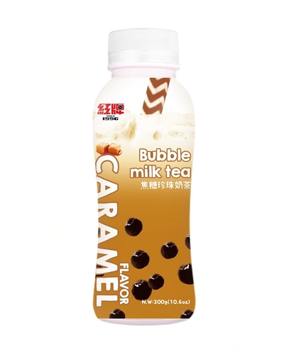 BUBBLE CARAMEL DRINK