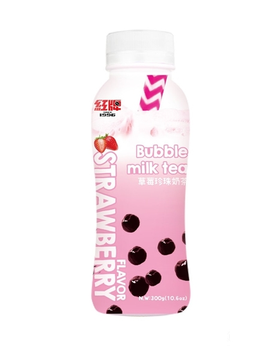 BUBBLE STRAWBERRY DRINK 300g