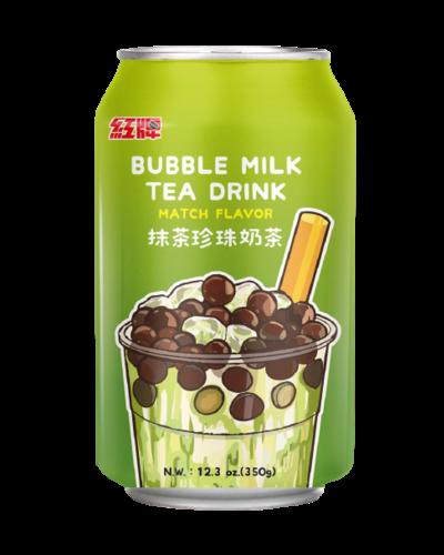 紅牌 抹茶珍珠奶茶 350g
