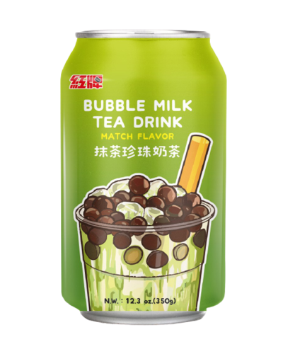 BUBBLE MATCHA DRINK